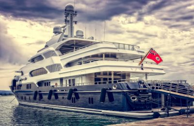 The World's Most Incredibly Opulent Yachts